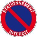 Autocollant-Stationnement-interdit-diam-220-mm-B6EA22